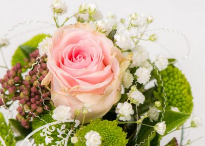 Brautstrauss Rose